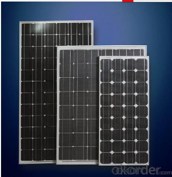 High Effiency Solar Panels from CNBM