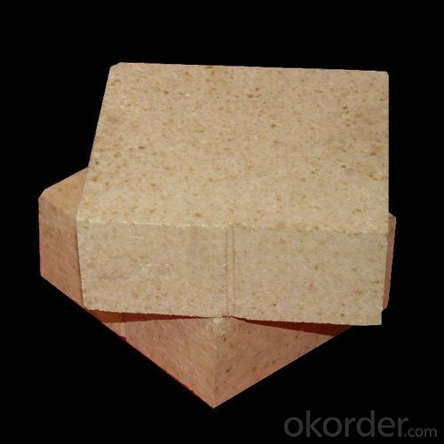 High Alumina Firebricks Excellent Acid and Base Slagging Resistance