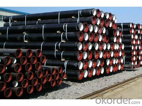 DN225mm High impact PVC Pipe for Water Supply