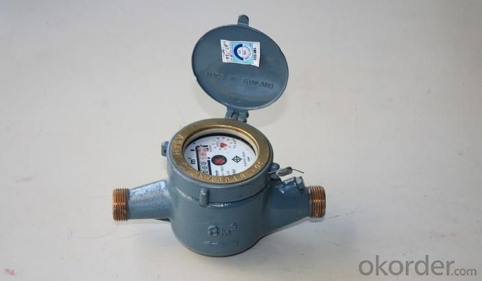 Water Meter IP68 Dry Dial RF Card Prepaid from China on Sale