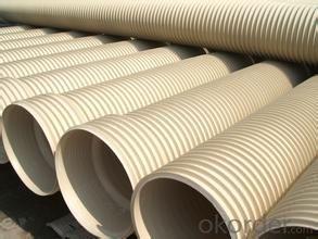 PVC Pressure Pipe ASTM Sch40&80  Made in China