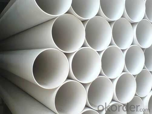 PVC Pressure Pipe 0.63-1.6MPa Made in China