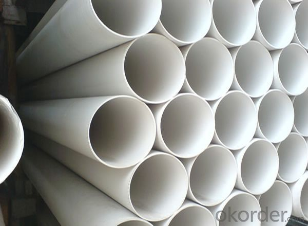 PVC Pressure Pipe Sanitary Sewer on Sale