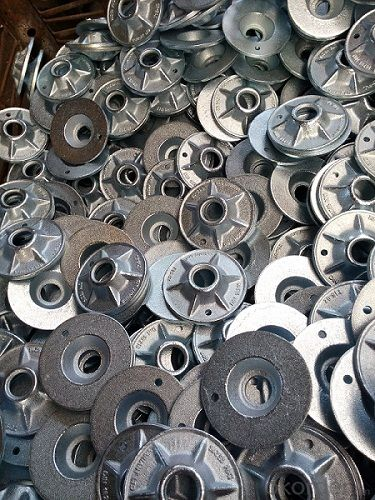 Steel Galvanized Scaffolding  Forged Formwork Nut