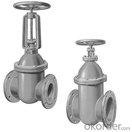 DIN3212 F4Gate Valve PN16 on Hot Sale from China   Manufacturer