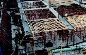 Frame Scaffolding System for Construction Made in China
