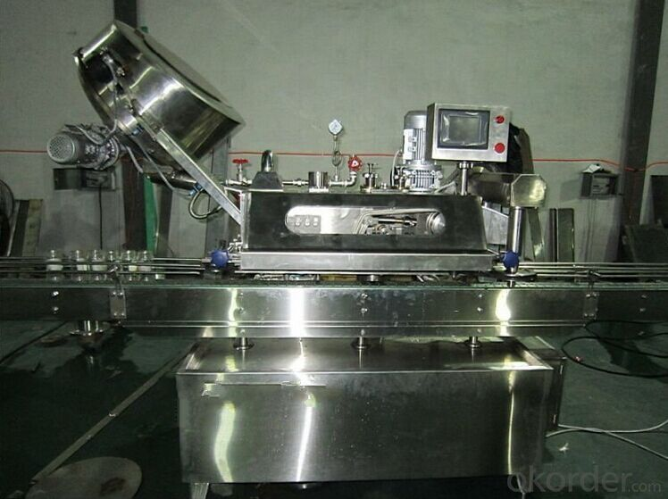 Twist Off Automatic Capping Machine for Packaging