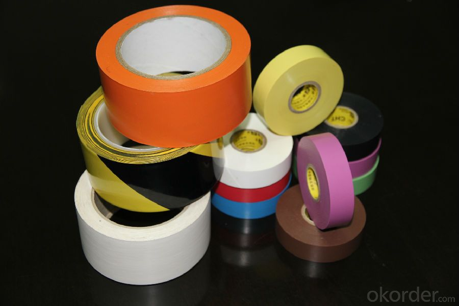 PVC Tape High Quality and Economical Hard with Excellent Viscosity