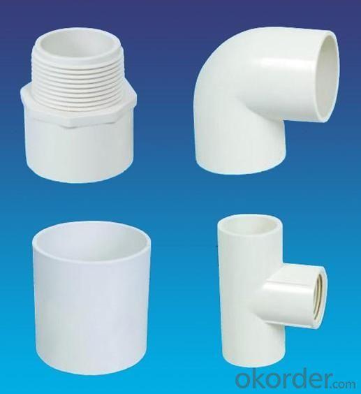 PVC Pressure Pipe Resist Chemical Matters