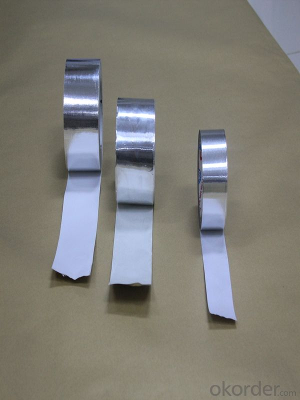 Aluminum Foil Self-adhesive Tape for Duct Wrap