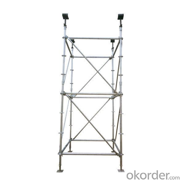 Ringlock Scaffolding for Construction Q345 Hot Sales