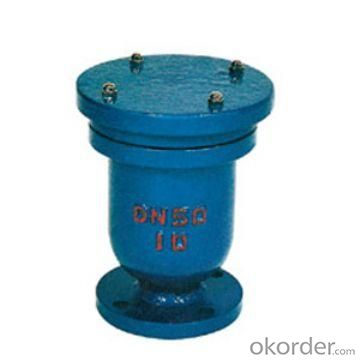 Air Evacuation Valve with Solar Water Heater Exhaust Valves  with Good Quality