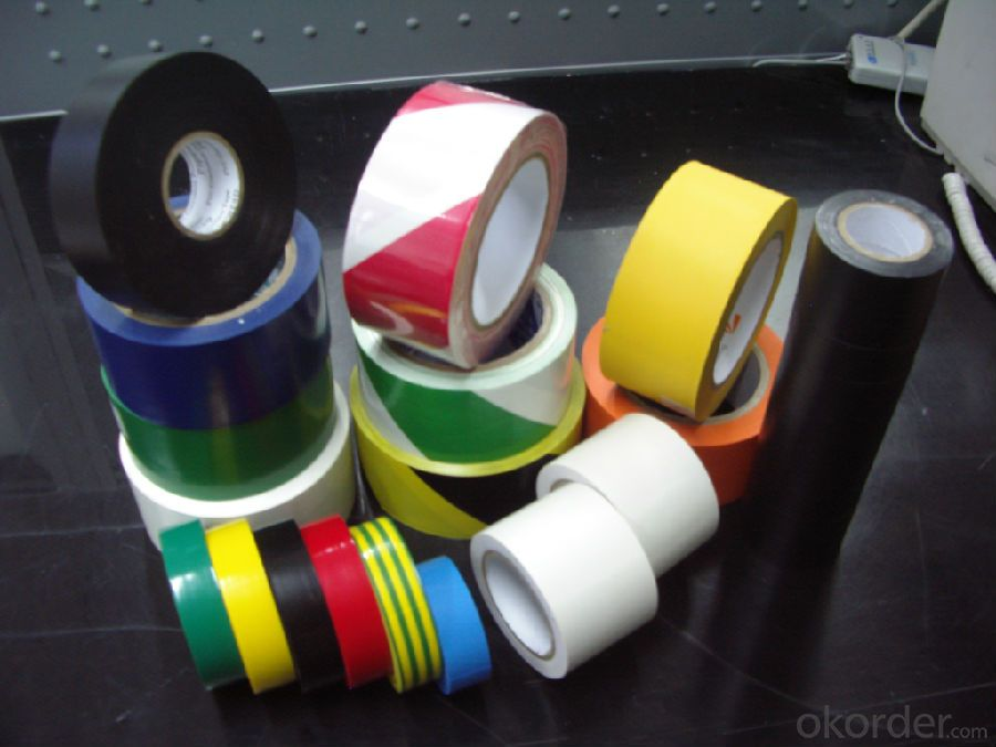 PVC Tape Flame Retardant  for Automotive Cables and Wires
