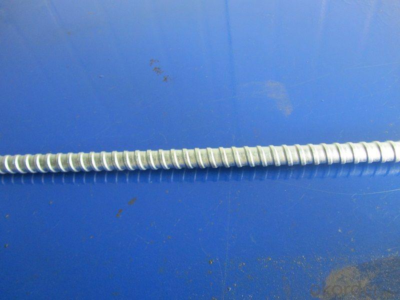 Steel Galvanized Scaffolding  Forged 17mm Formwork Tie Rod