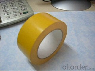 PVC Tape New Material Good Strength Electrical Insulation Tape