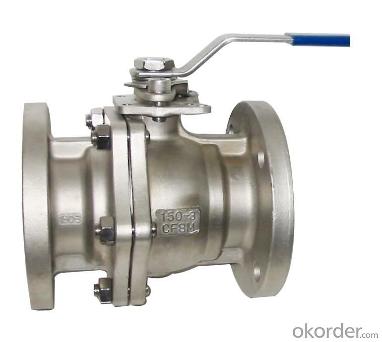 Ball Valve with China Professional Manufacturer