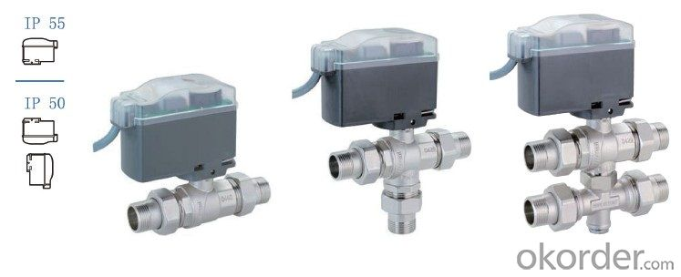 Ball Valve with Good Quality Automatic on Sale