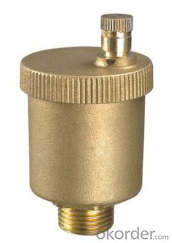 Air Vent Valve of Standard Control Brass Automatic