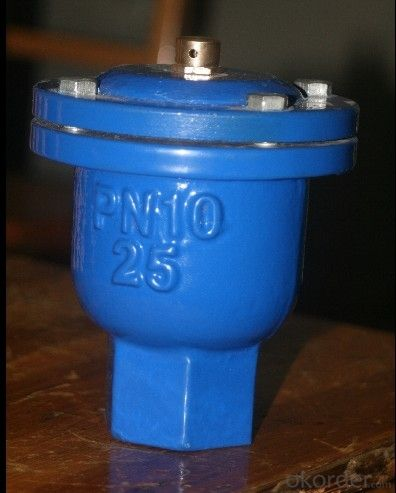 Air Vent Valve with High Quality on Sale of Safety Valve