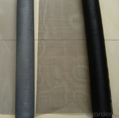 Fiberglass Mosquito Mesh18*16/inch with Strong Tentile Uniform Mesh Size