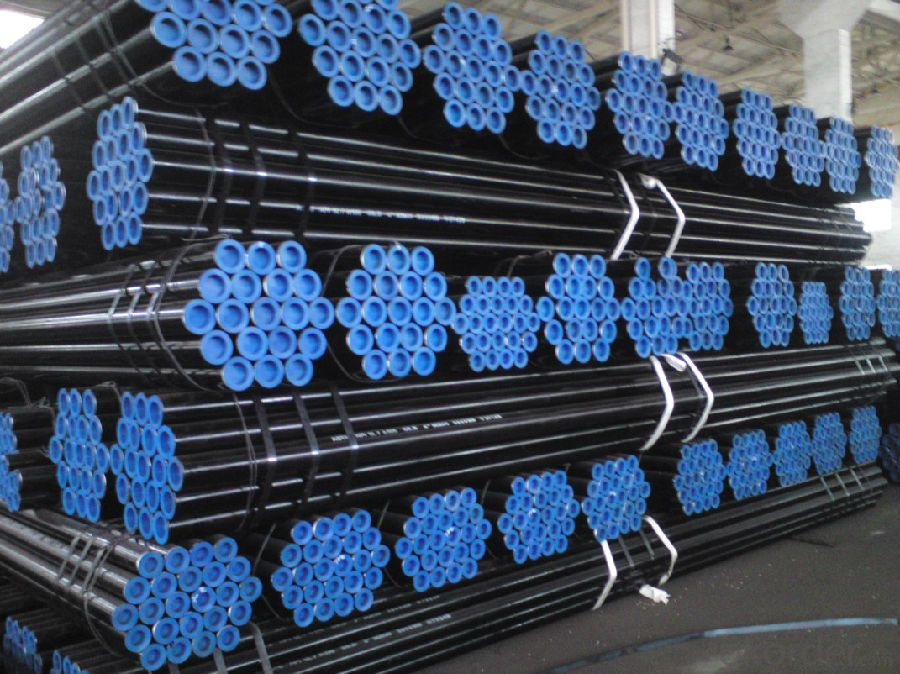 Carbon Steel Steamless Pipe With Good Quality