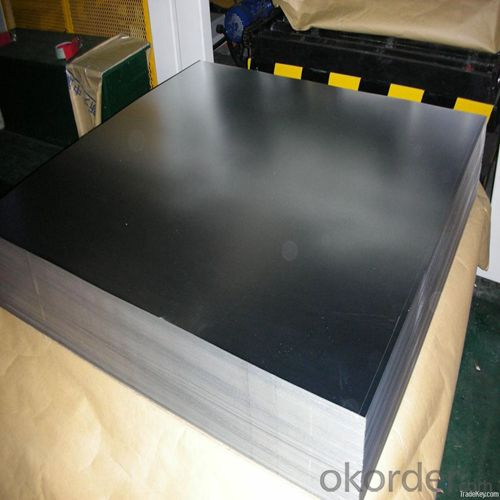 Electrolytic Tinplate Coil and Sheets for Tin Cans Making