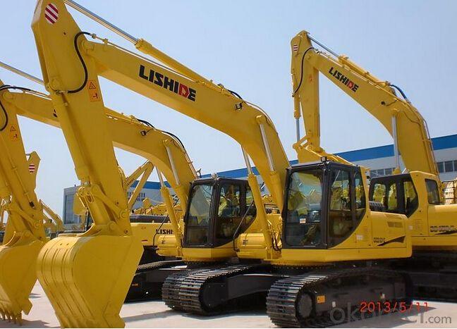 Hydraulic Crawler Excavators 24 Ton (SC240.8)