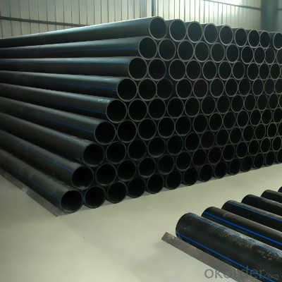 Pe Pipe OD:20-630mm Made in China on Sale