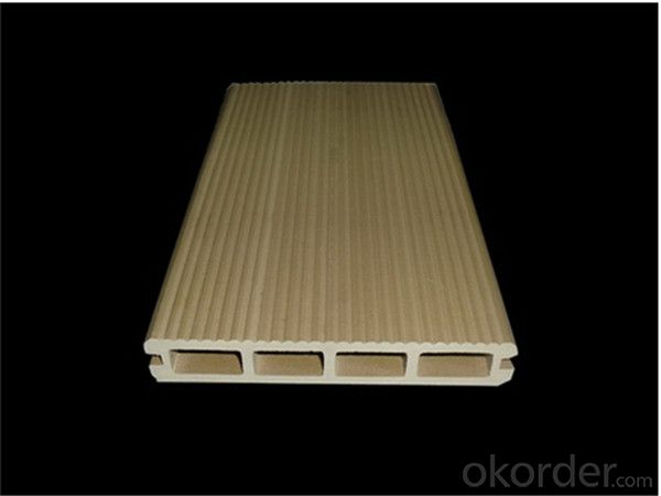 Plastic base for decking/ Wood Plastic Composite Decking
