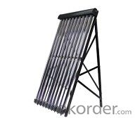 Metal Glass Heat Pipe for Solar Collector  Model SC-HM