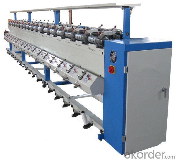 Automatic Tight Textile Yarn Bobbin Winding Machinery