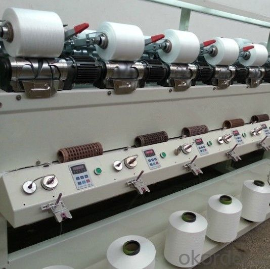 Automatic Bobbin Winder Machine for Winding Yarn