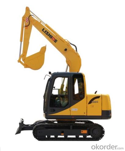 Hydraulic Crawler Excavator 8 Ton (SC80.8) for sale