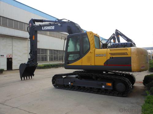 New Hydraulic Crawler Excavator (SC210.8) 21ton