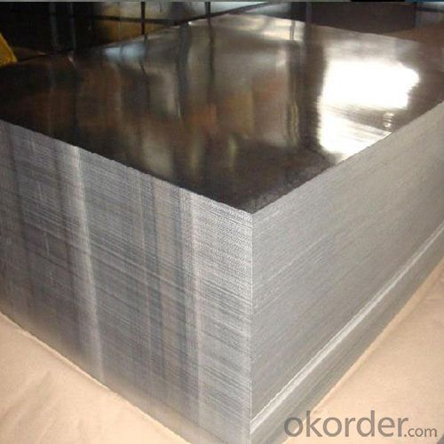 Electrolytic Tinplate Sheets for Tin Cans Making