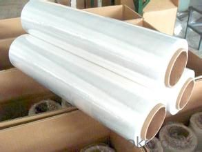 Stretch Wrap Film Clear Food Grade Eco Friendly Preservative Food Wrap Recycle Stretch Film