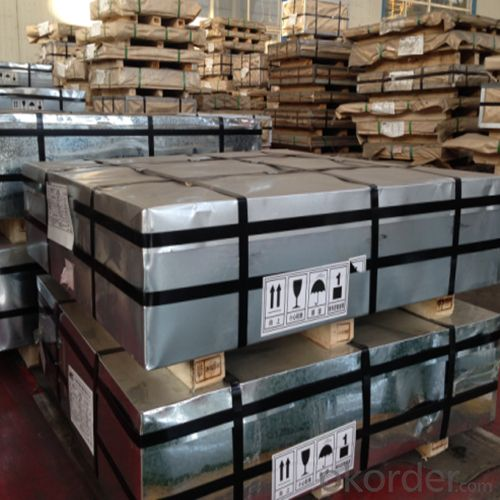 Electrolytic Tinplate in Sheets for Cans Packing
