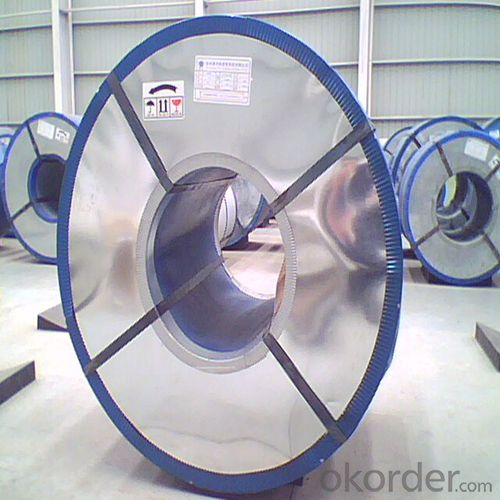 Electrolytic Tinplate Coil and Sheets for Food Cans Packing