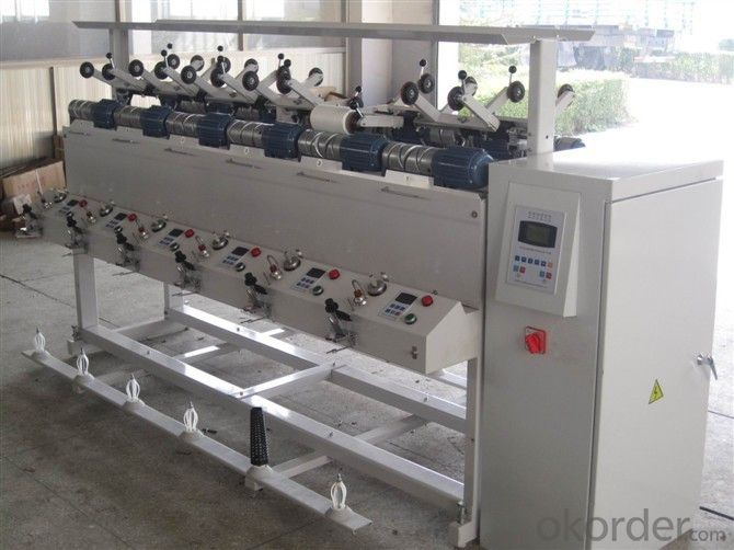 Automatic Soft/Tight Textile Yarn Bobbin Winder