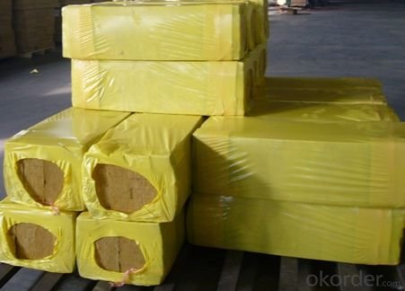 Basalt Stone Water proof Rock Wool for Resident Building Roofing use