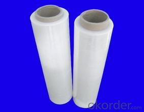 Stretch Wrap Film PE High Clear Pallet Wrap Stretch Film