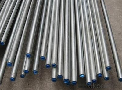 Seamless Steel Pipe In Large Quantity For Sale