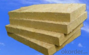 Water proof Rock Wool for Resident Building Roofing use