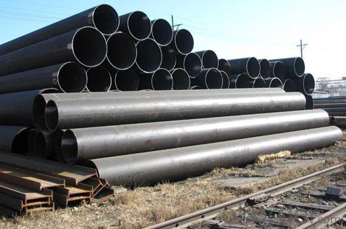 Carbon Steamless Steel Pipe For Sale With Large Quantity