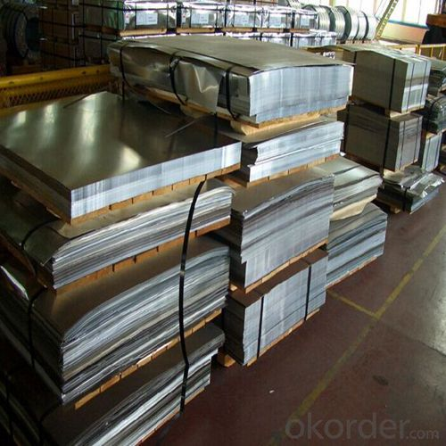 Electrolytic Tinplate in Sheets for Tin Cans Making