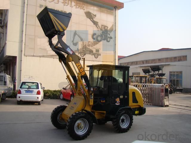 ZL08  Wheel Loader Buy High Quality Wheel Loader at Okorder
