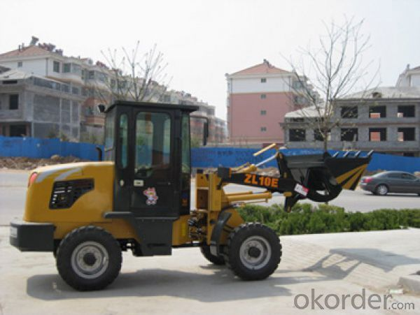 ZL10B Wheel Loader with CE Certification Buy at Okorder