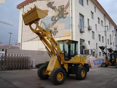SWM618  Wheel Loader with CE Certification Buy at Okorder