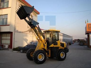 ZL20 Wheel Loader with CE Certification Buy at Okorder