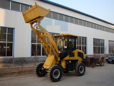 ZL12F Wheel Loader with CE Certification Buy at Okorder